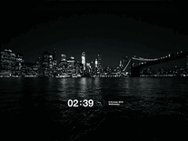 Screenshot of Manhattan Night