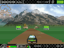 Screenshot of MANN-FILTER Rallye