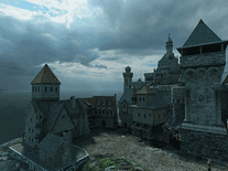 Screenshot of Medieval Castle 3D
