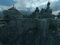 Medieval Castle 3d Screensaver For Windows Screensavers Planet