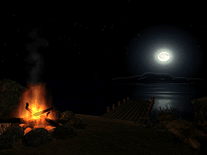 Screenshot of Midnight Fire