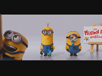 Screenshot of Minion Movie Auditions