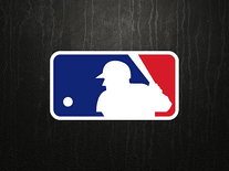 Screenshot of MLB Leatherback Logos