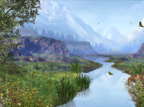 Small screenshot 3 of Mountain River