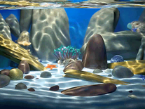 Small screenshot 2 of MSN Animated Aquarium