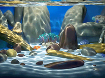 Small screenshot 3 of MSN Animated Aquarium