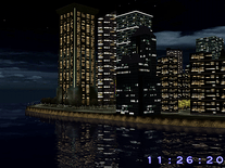 Screenshot of Night City 3D