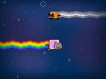 Screenshot of Nyan Cat