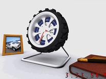 Screenshot of Office Clock 3D