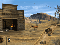 Screenshot of Old Blacksmith