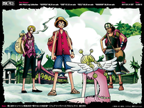 Screenshot of One Piece Log Collection