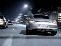 Screenshot of Porsche Cayman S