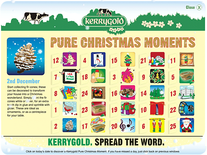Screenshot of Pure Christmas Moments Advent Calendar