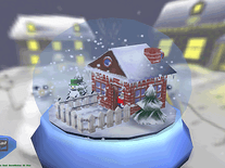 Small screenshot 2 of Real Snow Globes 3D