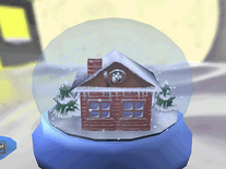 Small screenshot 3 of Real Snow Globes 3D