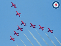 Small screenshot 3 of Red Arrows (RAF)