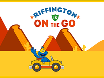 Screenshot of Riffington Is On The Go