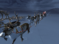 Small screenshot 3 of Santa Claus 3D