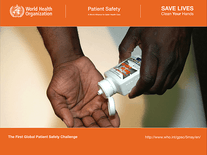 Screenshot of Save Lives: Clean Your Hands