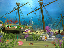 Screenshot of Sea Floor Ship