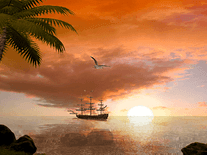 Screenshot of Sea Sunset