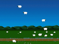 Screenshot of Sheep vs Gravity