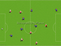 Screenshot of SoccerSaver