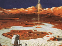 Screenshot of Space Adventure