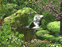 Screenshot of Spring Stream