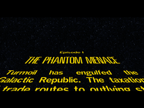 Small screenshot 1 of Star Wars Scroll