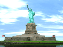 Screenshot of Statue of Liberty