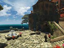 Screenshot of Sunny Patio 3D