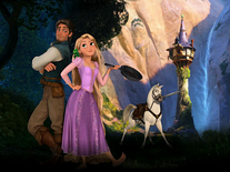 Screenshot of Tangled