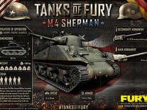 Screenshot of Tanks of Fury