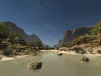Screenshot of The Canyon