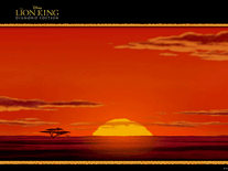 Screenshot of The Lion King