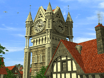 Screenshot of Tower Clock