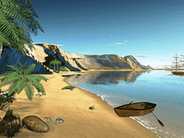 Screenshot of Tropic Island