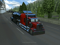 Screenshot of TruckSaver