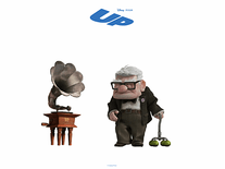 Screenshot of Up