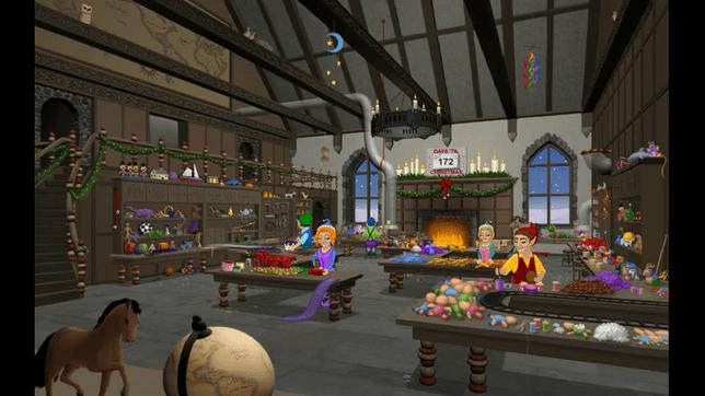 29+ Santa's Workshop Game JPG