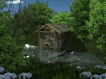Screenshot of Water Mill