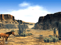 Screenshot of Wild West
