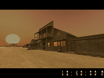 Screenshot of Wild West 3D