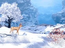 Small screenshot 2 of Winter in Mountain