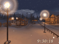 Small screenshot 2 of Winter Night 3D