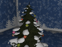 Screenshot of Xmas Tree