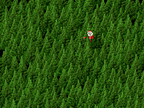 Screenshot of XMasMan