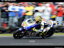 Screenshot of Yamaha World GP Vol. 2