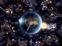Screenshot of Zodiac Clock 3D